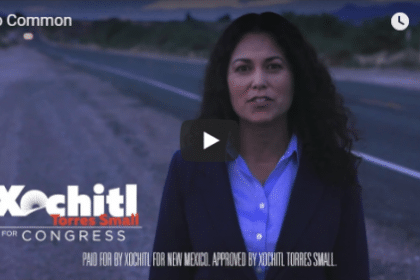 Campaign Ad: Xochitl Torres Small -