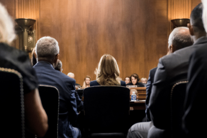 After Ford Testifies She Was Sexually Assaulted, Kavanaugh Responds With Anger, Tears