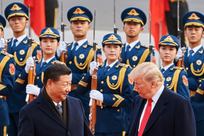 China Fires Back at Trump With Tariffs on $60 Billion of Goods