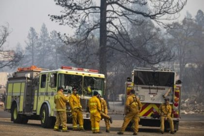 What Started as a Tiny Brush Fire Became California's Deadliest Wildfire