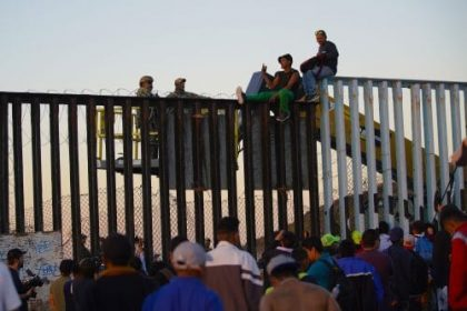 Pentagon Says Border Troops Only Authorized Through Mid-December