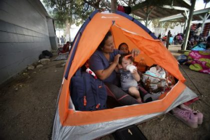 A Fourth Wave of Central Americans Arrive, And Tijuana Steps Up