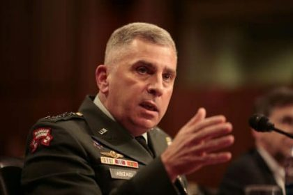 Trump Picks Retired Gen. John Abizaid as Ambassador to Saudi Arabia