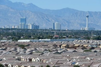 Las Vegas, a City of Illusion, Is Having an Identity Debate