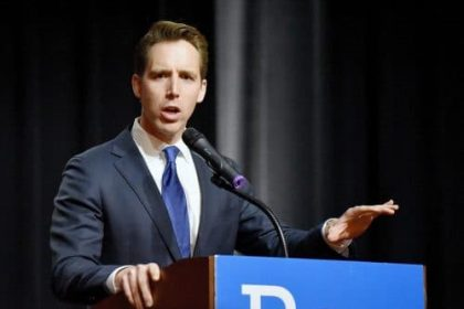 Josh Hawley's War Against Big Tech Could Bring Down Small Startups