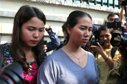 Myanmar Judge Rejects the Appeal of Two Jailed Reuters Reporters