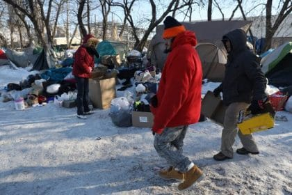 Good Samaritan Picks Up Hotel Tab for 70 Homeless as Chicago Flirts With All-Time Cold Record