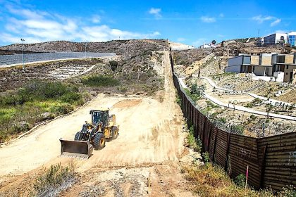 Meet the New San Diego Border Barrier