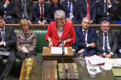May's Deal Is Resoundingly Defeated, Putting All Brexit Options Back in Play