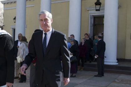 Monday A Day of Dealing With Fallout From Mueller Report