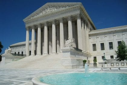 US Supreme Court Postpones Oral Arguments
