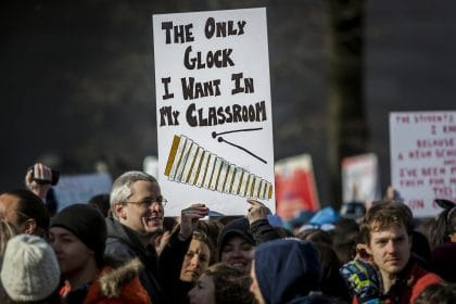 Florida Senate Passes Bill That Allows Classroom Teachers To Be Armed