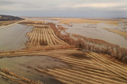 Farmers Wash Up 'In a Fragile Place' After Historic Midwest Floods