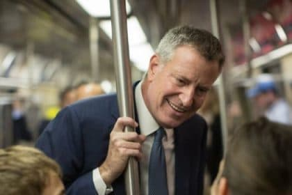 New Yorkers Say 'Whoa No,' But De Blasio Enters Presidential Race Anyway