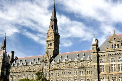 Dismissed Student Sues Georgetown As National Admission Scandal Grows
