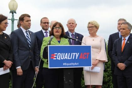 New Democrats Endorse H.R. 5 Barring Discrimination Based on Sexual Orientation, Gender Identity