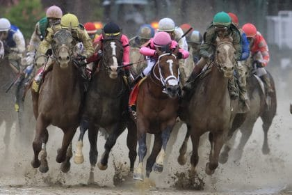 Longshot Wins Derby After Maximum Security DQ