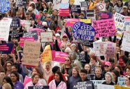 Abortion Debate Sparks Women's Activism and Jumps to the Head of 2020 Campaign Agenda