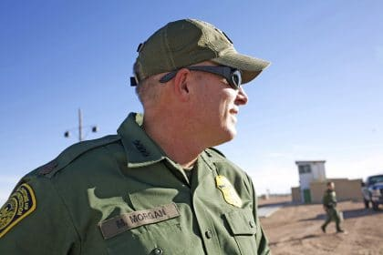 Trump Taps Mark Morgan, Former Obama Border Patrol Chief, to Head ICE