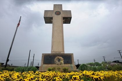 Supreme Court Says 40-Foot-Tall Cross on Public Land in Maryland Can Stay