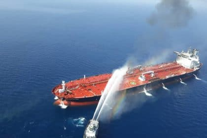 Pentagon Shares New Photos, Timeline of Gulf of Oman Tanker Attacks