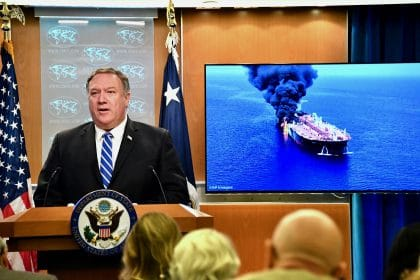 Suspected Attacks on Tankers in Gulf of Oman Stoke Worry About U.S.-Iran Conflict