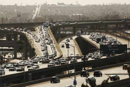 4 Automakers Reach Emissions Deal With California, Bucking Rollback