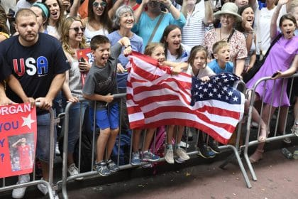 Return to the 'Canyon of Heroes': Triumphant US Women's Soccer Team Honored With Parade for Second Straight World Cup Win