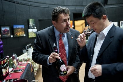 The Latest Casualty Of Trump's Trade War With China? California Wine