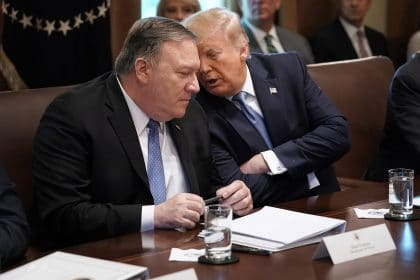 Pompeo Skips House Foreign Affairs Committee Hearing on Iran Policy