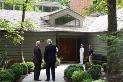 Trump's Planned Camp David Retreat With The Taliban Draws Flak From All Sides