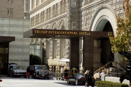 Impeachment Transcripts Show Democrats Probing Trump Hotel, Emoluments