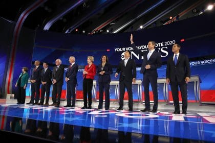 CNN, NY Times to Host Next Democratic Candidate Debate in October