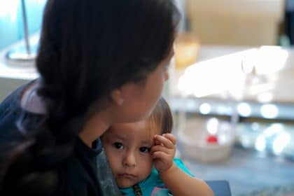 Day Care Center for Asylum-Seeking Families in Tijuana Lets Kids Be Kids Again