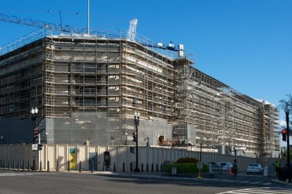 Cannon House Office Building Renovations Could Be $100 Million Over Budget
