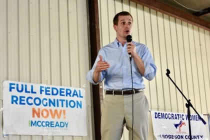 Democrat McCready Holds Narrow Lead in North Carolina Special Election, New Poll Shows