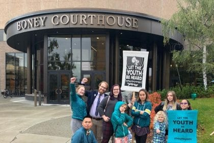 Alaska Supreme Court Hears Youths' Climate Change Lawsuit