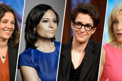 Four Female Journalists Will Moderate Next Democratic Debate