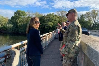 Sherrill Convenes Meeting With Army Corps and Local Officials to Address New Jersey Flooding