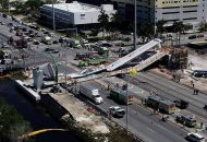 Feds Fault University, Florida Agency and Contractors for Deadly Bridge Collapse