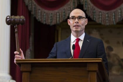 Embattled Texas House Speaker Dennis Bonnen Won't Seek Re-Election