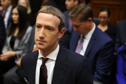 Zuckerberg Threatened With Facebook Breakup
