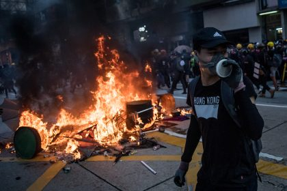 'It's Not About the Money': What Beijing Doesn't Get About Hong Kong Protesters