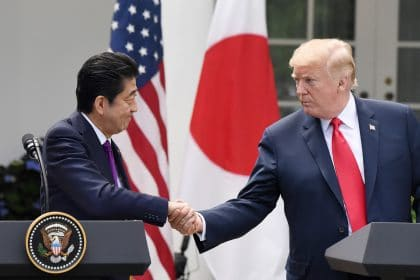 US, Japan Sign Limited Deal on Farming, Digital Trade Deals