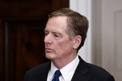 No Date Set for U.S.-China 'Phase Two' Talks, Lighthizer Says
