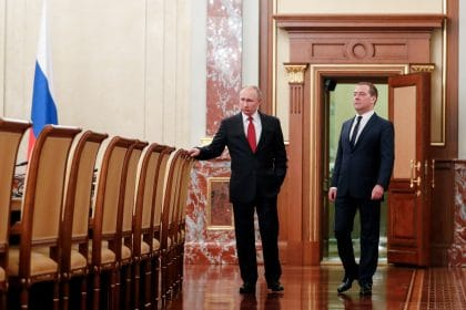 Putin Announces Constitutional Changes, His PM Steps Down