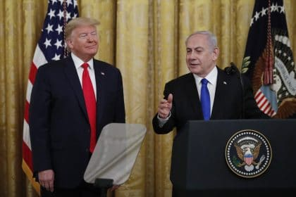 White House Unveils Long-Awaited Middle East Peace Plan