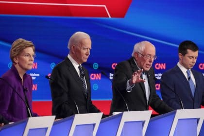 Audio Released from Warren-Sanders Confrontation After Debate