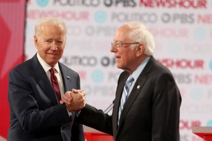 Democratic Debate Moved to DC Due to Coronavirus Concerns