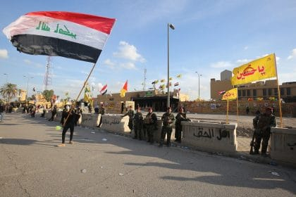 Iran-Backed Iraq Militia Withdraws After Attack on US Embassy